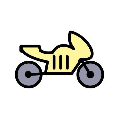 Icona della bici di vettore