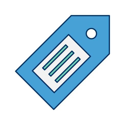 Tag Icon Vector Illustration