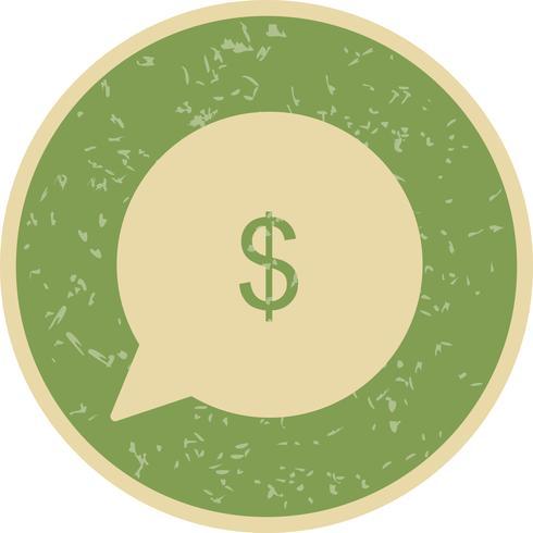 Vector Send Money Icon