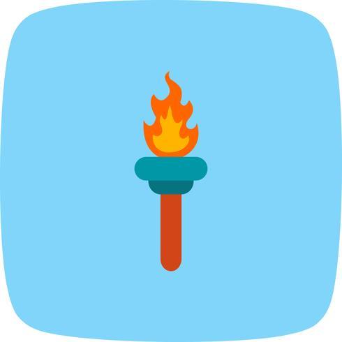 Olympische Spiele-Ikonen-Vektor-Illustration