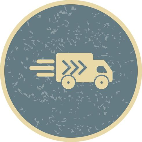 Vector Delivery Truck Icon