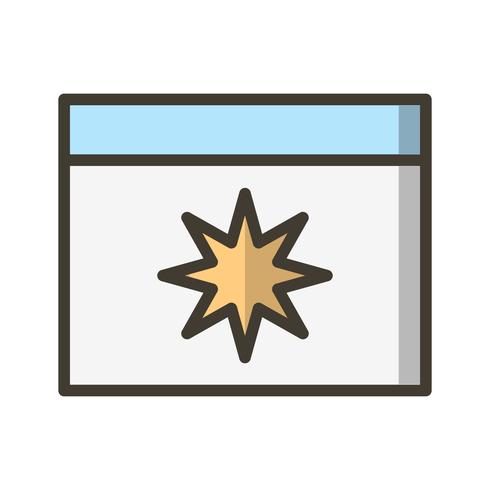 Vector Page Quality Icon