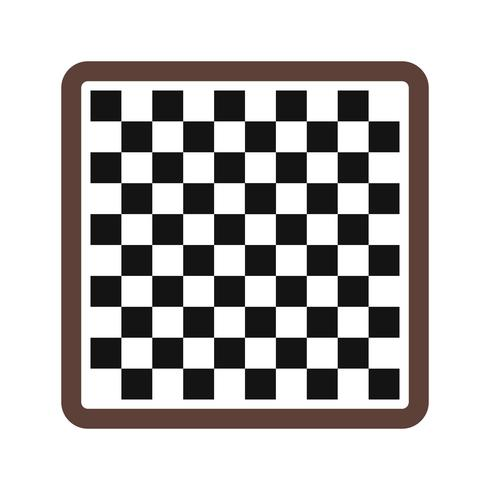 Chess Icon Vector Illustration