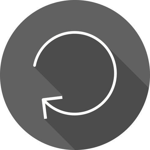 Vector icono de actualización