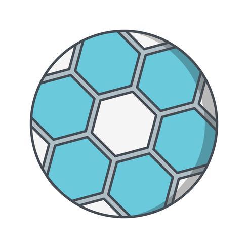 Football Icon Vector Illustration