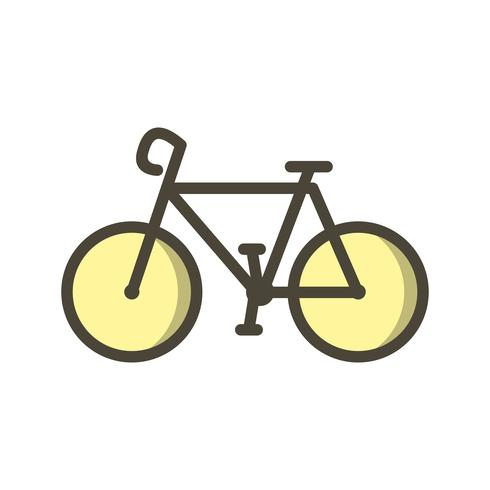Vector Bicycle Icon