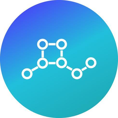 Icône de structure de vecteur