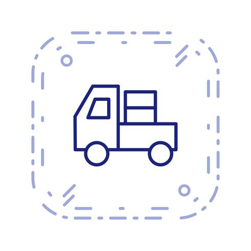 Vektor-Carrier-Symbol