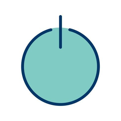 Déconnexion icône illustration vectorielle vecteur