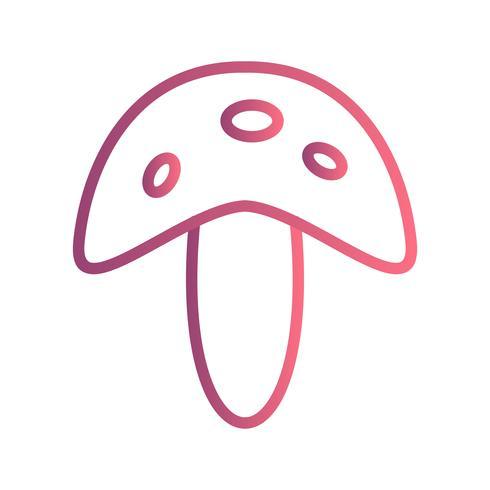 Vector icono de seta