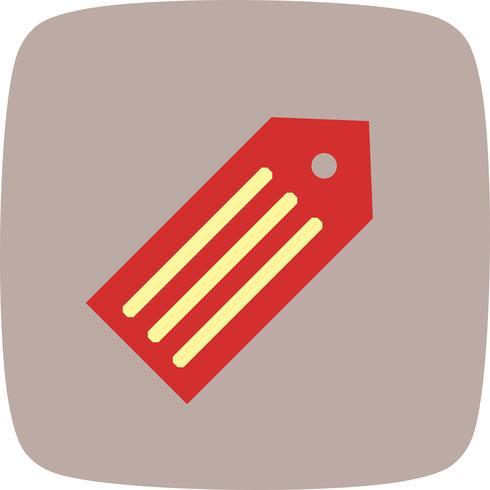 Vector Tag Icon