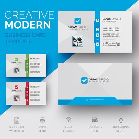 Cartões corporativos modernos