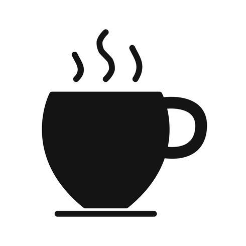 Vector icono de té