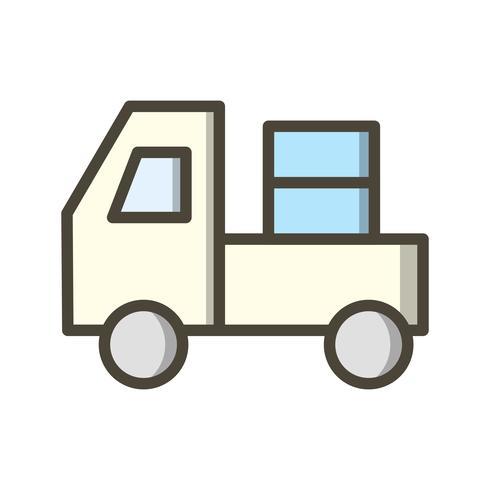 Vector Carrier-pictogram