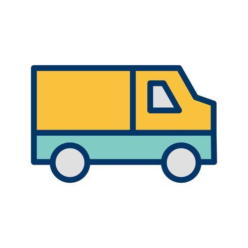 Vector Van Icon