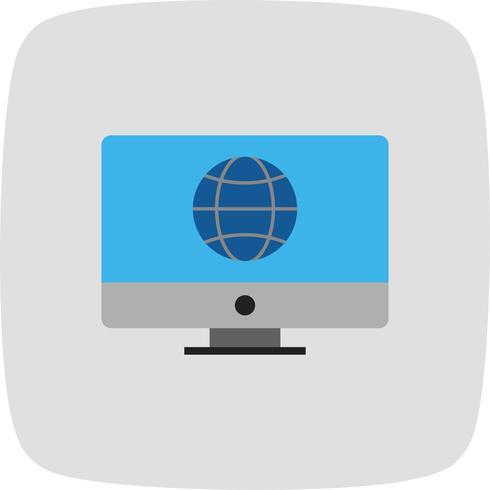 Vector Webpage Icon