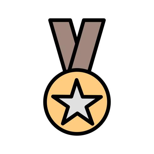 Vector Award-pictogram