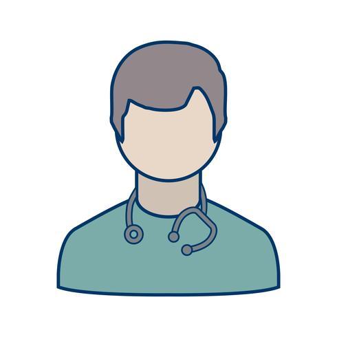 Vector Doctor Icon