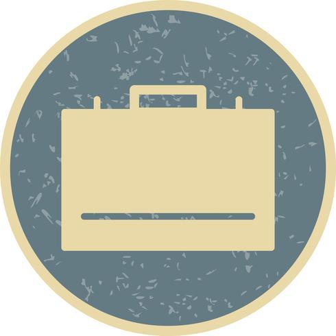 Vektor-Aktenkoffer-Symbol