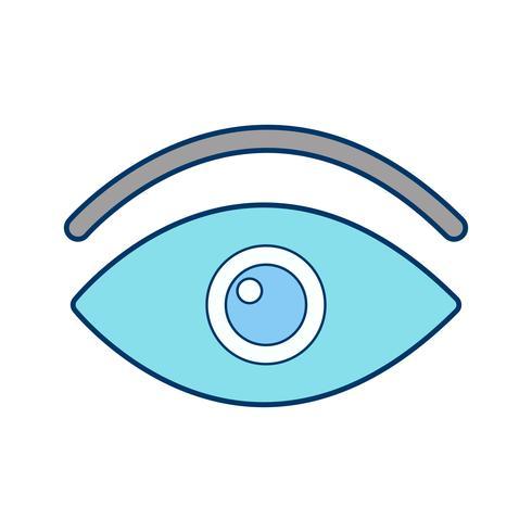 Vector Eye Icon