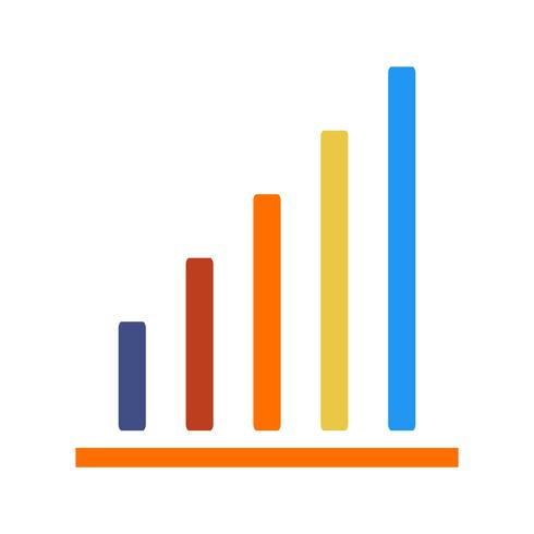 Vector Statistics Icon