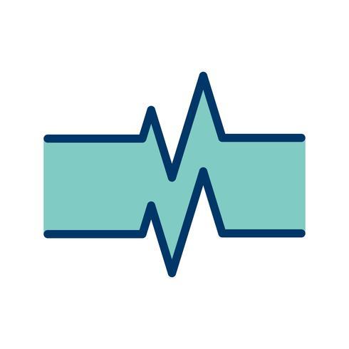 Vektor-Pulsfrequenz-Symbol