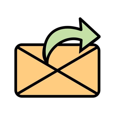 Vector Send Message Icon