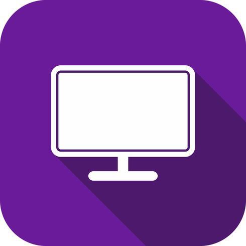 Icona LCD vettoriale