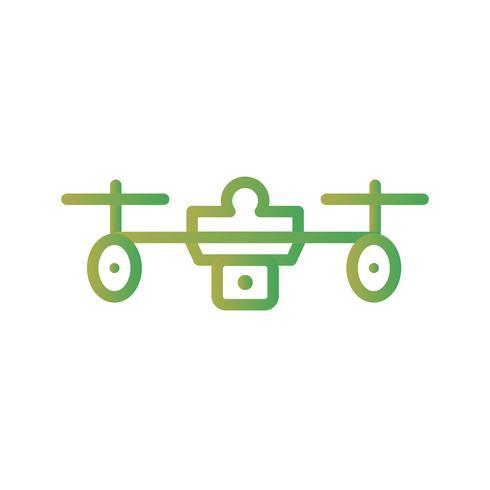 Vector Drone ícone
