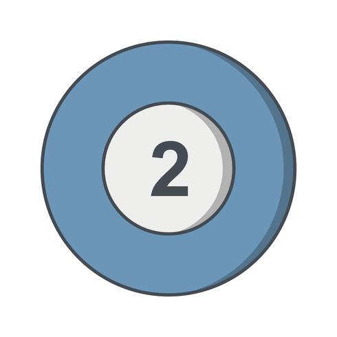 Ilustração em vetor ícone Poll