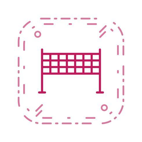 illustrazione vettoriale di icona di rete