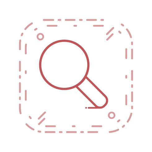 Vector Buscar icono