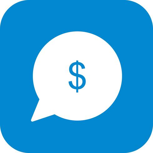 Vector Send Money Icon
