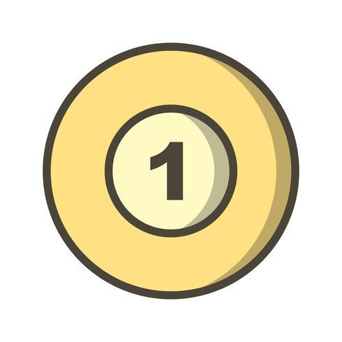 Sondaggio icona illustrazione vettoriale