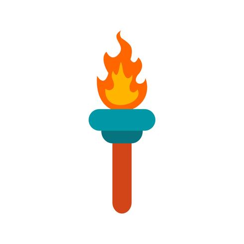 Olympic Games Icon Vector Illustration