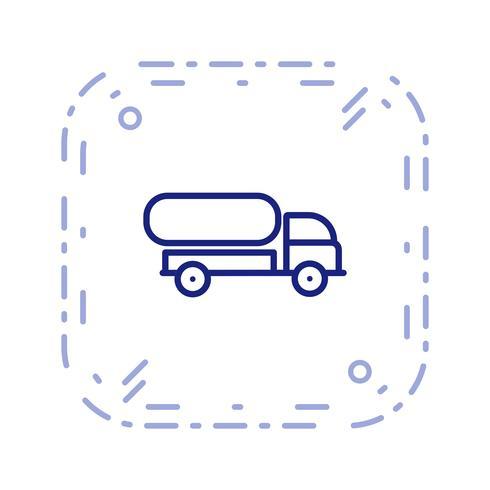 Icona del serbatoio di vettore