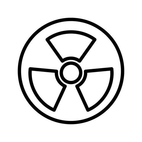 Ícone de sinal de estrada ativa de rádio de vetor