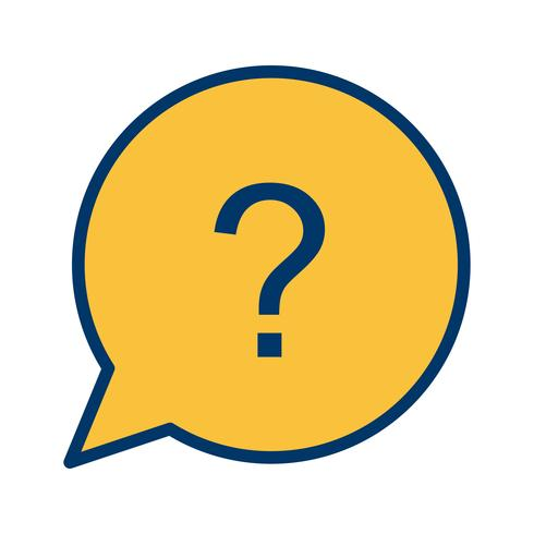 Vector Question Icon