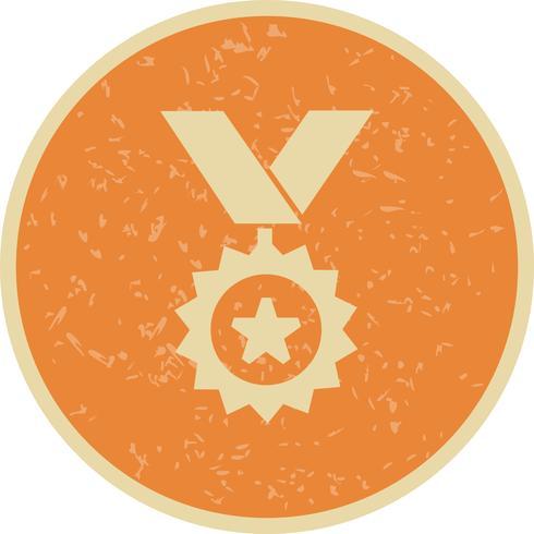 Medal Icon Vector Illustration