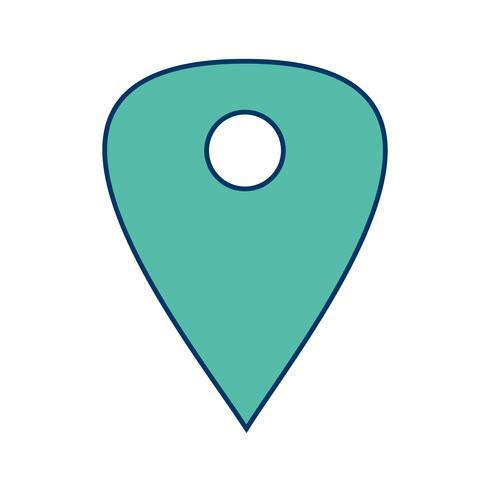 Icono de marcador de posición de ilustración vectorial