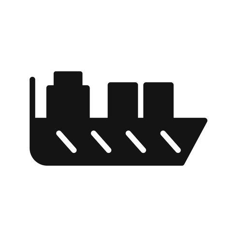 vektor fartyg ikon