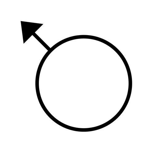 Vector Male Icon