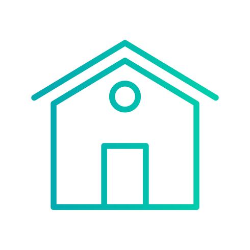 Vector Home-pictogram