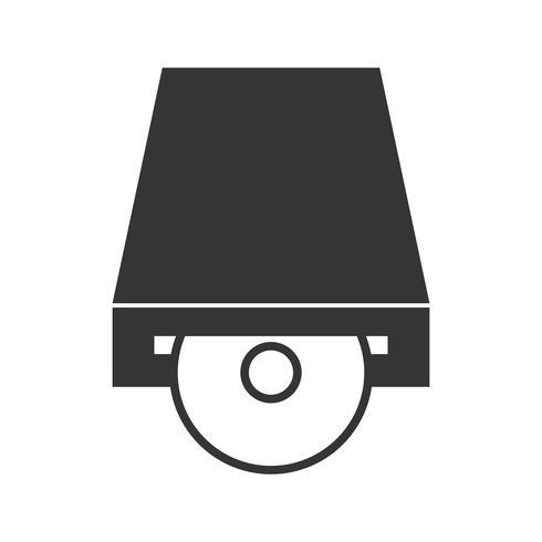Leitor de DVD Glyph Black Icon