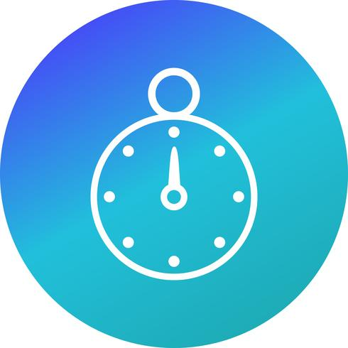 Vector Stopwatch Icon
