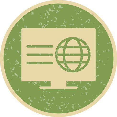 6b4c420807df5 Vector icono de página web - Descargue Gráficos y Vectores Gratis