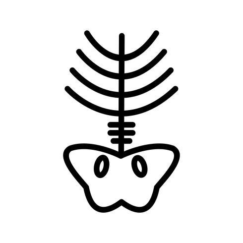 Vektor-Xray-Symbol