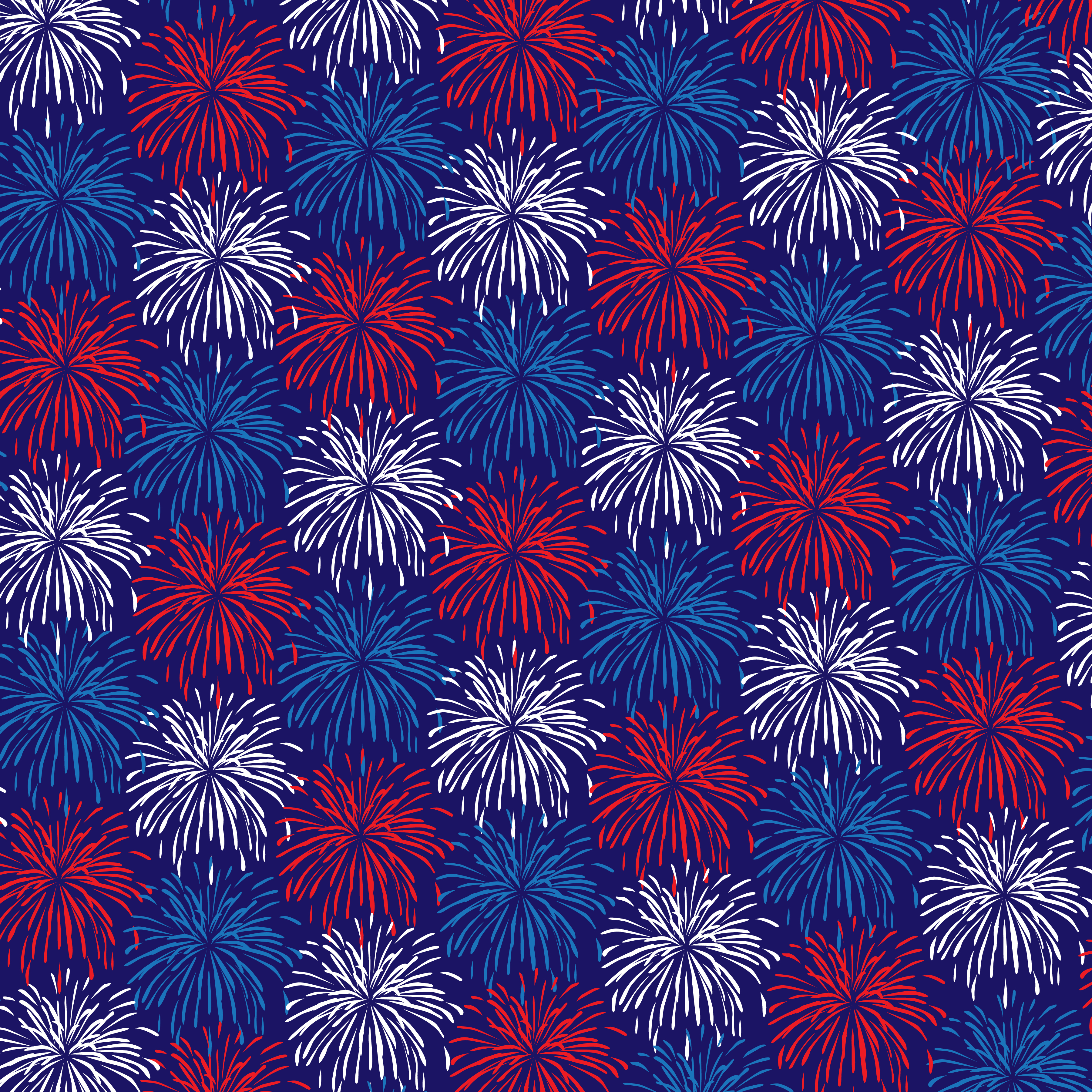 red white blue fireworks background pattern download free vectors clipart graphics vector art vecteezy