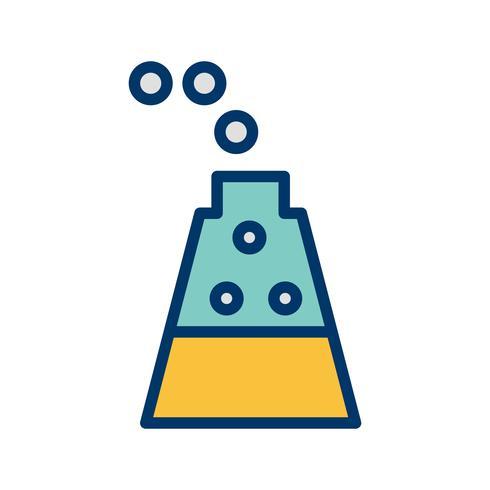 Icono de experimento vectorial