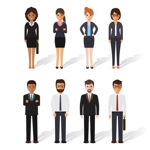 Personagens de pessoas